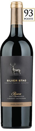 2016 Silver Stag Coombsville Reserve Cabernet Sauvignon